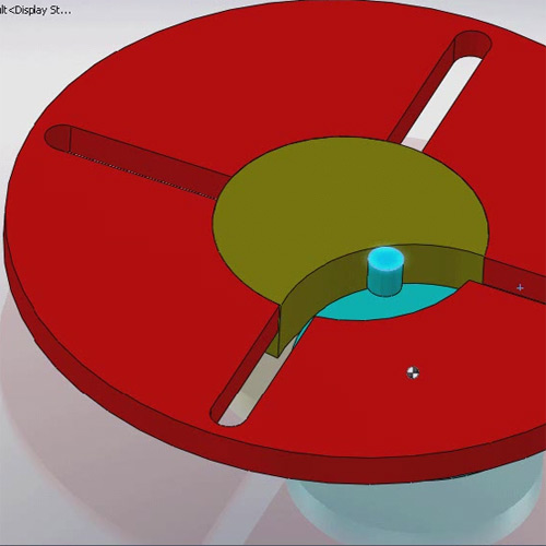 Advanced Assembly SOLIDWORKS Training
